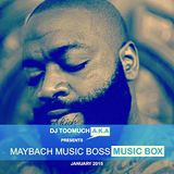 Maybach Music Boss Music Box