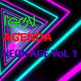 NEON AGENDA-NEON AGE Vol. 2 Live mix 1-2am 4/3/17