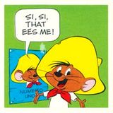 "ISSUE #1 - Pat Boone sings ""Speedy Gonzales"" for 90 minutes."
