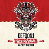 Angerfist @ Defqon.1 2014 Black (Sunday)
