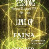 DJANE FAINA @ GLOBAL TRANCE MUSIC SESSIONS 15.08.2014