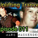 Marc Mackender - Uplifting Trance 011