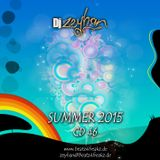 DJ Zeyhan - Summer 2015 - CD 46