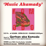 TheSafeHouse_1st April GERHAN (Quirk it! / Akamady Records) Part I
