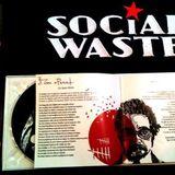Το  συγκρότημα των Social Waste στην  ERTopen.  Σάββατο 2 Σεπτέμβρη 2017
