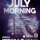 ✪ Niko Galos ✪ & Dunkov @ July Morning 2015 (B2B Set) / Part.1