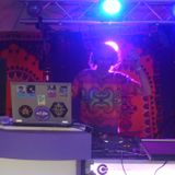 dj bliepertronic progressive set magic forest stage, living village festival 20-5-17