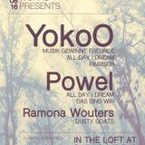 YokoO and Powel  support set