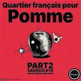 Sadisco #78 - Quartier français pour Pomme