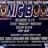 A Night @ HSSC - Sonic Boom Thursdays - 8 Sep 2016