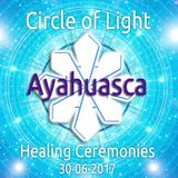 Circle of Light - Ayahuasca Healing Mix 30-06-2017 - Nykkyo Energy DJ