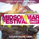 Live Recording -Vinyl Set @ Midsommar Festival 2015
