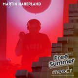 Martin Haberland @ Moody Stage na Free Summer 2016