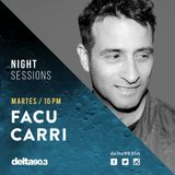 Delta Podcasts - Night Sessions FACU CARRI presented by Miller Genuine Draft (26.12.2017)