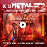 Mixtape KONGFUZI #16: METAL SUMMER 2013!!