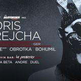 Astronaut Music presents Obrotka live @ Corvin Club  (before Boris Brejcha 2016)