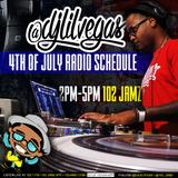 #4thofJulyTakover [3 Hour Live Radio Rip] | Tuesday July 4th