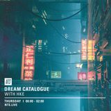 Dream Catalogue w/ HKE & Immune - 20th April 2016
