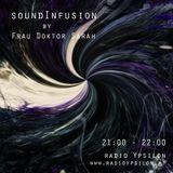 soundInfusion on radio Ypsilon April 2018