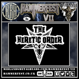 Interview with The Heretic Order from Hammerfest VII