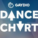 Gaydio Dance Chart - Mixed by Danny Owen 08-07-2018