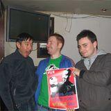 Daniel Wang & Conor L - Live at 12Sundays - The Bernard Shaw - Feb 1st 2009 - Part 1