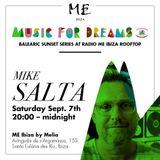 Mike Salta Live @ ME Hotel, Ibiza, Sep. 7th 2019 - pt. 1