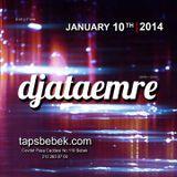 djataemre - 01.10.2014-2 (Taps Bebek Live)