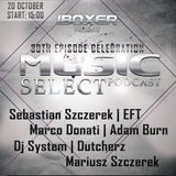 Marco Donati @ Music Select Podcast vol. 030 (Live on the Power-Basse.pl) 20.10.2013r.