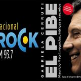 """Gabriela Cerruti presenta la nueva edición de """"El Pibe"""" en radio Nacional Rock con Julia Mengolini"""