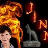 Our guest tonight  Sue Minns will be discussing her encounters with the entity known as the jinn