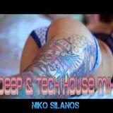 Deep & Tech House Mix #1 2014 - Niko Silanos