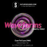 Ablekid pres. Waveforms 003 | Dec '17 (Guest: Altek)