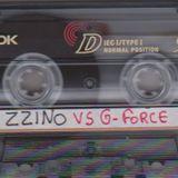 DJ Zzino vs DJ GForce - 1993