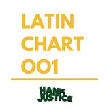 Latin Chart 001