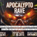 Alpine Dub - live mix from Apocalypto Rave 17.10.2015 - Riga, Latvia