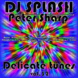 Dj Splash (Peter Sharp) - Delicate tunes vol.32 2018
