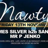 Nawty Promo B2B Sandi G & James Silver @ ibar - Nov 2015