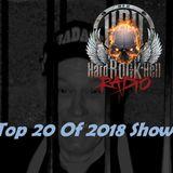 Badass martin's Rockout Radio Show - Top 20 Albums of 2018