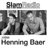 #SlamRadio - 054 - Henning Baer
