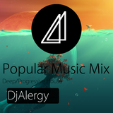 Deep/progressive House Mix - Best popular music 2017 - DjAlergy Mix