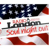 Radio London Transatlantic Soul Night Out 4th July 1985. Tony Blackburn, Dave Pearce & Steve Walsh