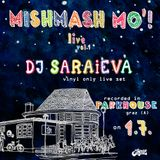 DJ SARAIEVA VINYL ONLY  LIVE SET at the *Mishmash Mo'! live vol.1* event from Parkhouse, Graz