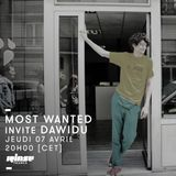 Most Wanted Invite Dawidu - 07 Avril 2016