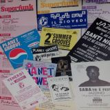 Dj set - Tribute to Club Planet Groove Cagliari 1992-1995 - (part three- 1994) mix by Ospitone