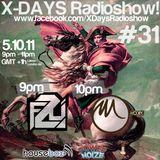 Modek Mixtape 4 X-Days Radioshow #31
