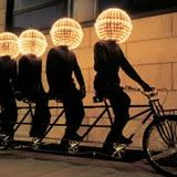 Music for people on a bike who wish they were at the club