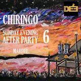 CHIRINGO. SUNDAY EVENING AFTER PARTY VI. Summer 2015