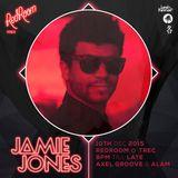 Jamie Jones @ Redroom KL 10.12.15