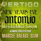 Antonyo - Live @ Club Vertigó Győr New Years Eve Party 2012.12.31.